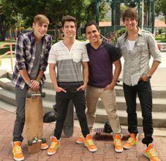 Big Time Rush 2011 Nickelodeon's Worldwide Day of Play. Carlos Pena Jr, Logan Henderson, James Maslow, Kendall Schmidt, Team Rush, Big Time Rush, Dream Boy, Album, Best Tv Shows