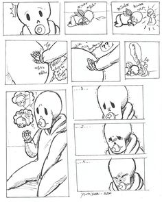 babybones papyrus and sans