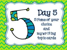 Day 5 of amazing giveaways!