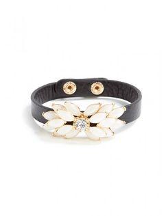 Petal Wrap Bracelet   BaubleBar