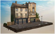 Making of a Victorian Building | 3DTuts - Free Tutorials by 3D Modeling, Texturing, Animation