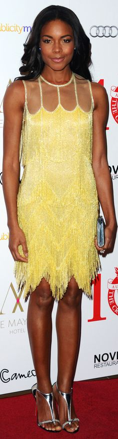 Naomie Harris's Naeem Khan dress was one of our top ten picks this week!