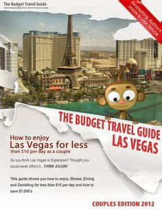 How To Enjoy Las Vegas For Less Than .... $2.99. Publisher: CYCOPUBLISHING.com (June 13, 2012). 39 pages