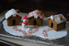 Gingerbread made by Jo