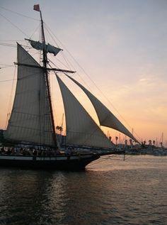 Channel Islands Tall Ships Festival
