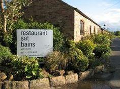 Simplicity at its best!  Restaurant Sat Baines, near Nottingham
