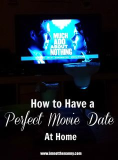 Perfect Movie Date at Home- I'm Not the Nanny #OneBuyForAll #shop #cbias