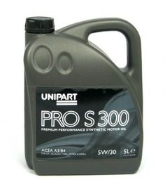 UNIPART 5W30 ENGINE OIL FULLY SYNTHETIC 5L (PROS300) Enter your reg into the finder & find the correct engine oil for your car!