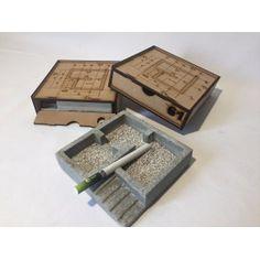 Image result for cenicero de cemento