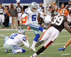 Cowboys Survive Underdog Browns; Get Back To .500.