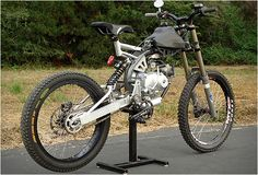 Motoped conversion kit.