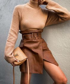 Nude Outfits, Classy Outfits, Chic Outfits, Fall Outfits, Fashion Outfits, Rome Fashion, Women's Fashion, French Fashion, Retro Fashion