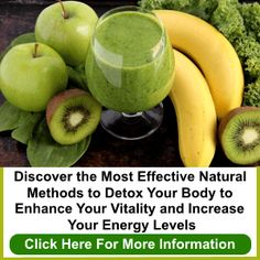 The Ultimate Liver Cleansing Super Detox Smoothie | Healthy and Natural World