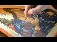 Byzantine Iconography - St. Archangel Michael 08/08