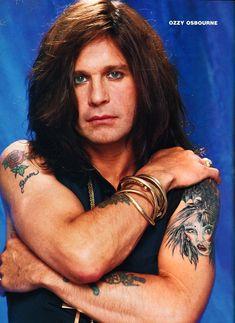 Kevin Dubrow, Brian Connolly, Prince Of Darkness, David Gilmour, Ozzy Osbourne, Rock Legends, Jim Morrison, Black Sabbath, Wild Ones