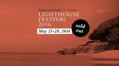 Shopping goes along with party at the Lighthouse Festival 2016 / May / Croatia. Lighthouse Festival, Festival 2016, Celebrity Red Carpet, Croatia, Island, Block Island, Islands