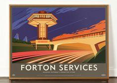 Lost Destination: Forton Services