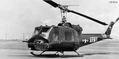 Delivering the Huey Helicopter | US Military Helicopters