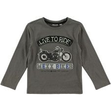 T-Shirt Boys, Long Sleeve, Sleeves, Mens Tops, T Shirt, Collection, Fashion, Baby Boys, Moda
