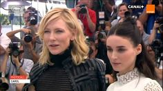 Cate Blanchett & Rooney Mara Touch And Gaze - Love Is Love - YouTube