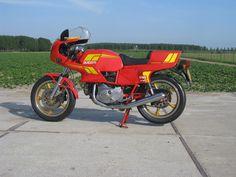 Ducati Pantah 650 SL - 1985