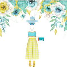 Imagination: My ootd! by elasianfashionbeauty on Polyvore featuring polyvore, fashion, style, Moschino, River Island, Penny Loves Kenny, YLIANA YEPEZ, Keds and MANGO