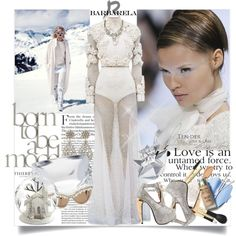 """3rd Place: Clutches  """"Born to be a model"""" by ramona-ice on Polyvore"""