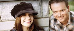 www.gettymusic.com  Keith & Kristyn Getty are my favorite musicians!
