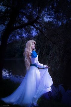 The Swan Princess - Odette by Christine