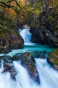 Lepene Triglav National Park, Slovenia