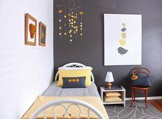 Iva's bedroom makeover impresses Shaynna Blaze #kidsrooms #unisex