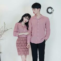 Check out amazing new heels for Matching Couple Outfits, Matching Couples, Cute Couples, Korean Couple, Ulzzang Couple, Fashion Couple, Outfit Goals, Korean Fashion, Cute Outfits