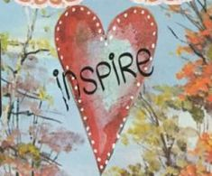 I Say YES! | Brave Heart Sisterhood Art Journaling