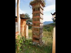 Fabriquer sa ruche warré