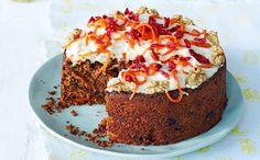 power worteltaart Pie Cake, No Bake Cake, Sweet Desserts, Sweet Recipes, Chocolate Creme Brulee, Baking Recipes, Cake Recipes, Cupcake Cookies, Cupcakes