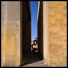 Francesco Venezia Museo di Gibellina (Ex Palazzo di Lorenzo), 1987, Gibellina photo by Marchingegno, via Flickr