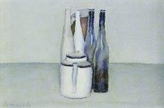Beautiful stillife by Giorgio Morandi (1890-1964)