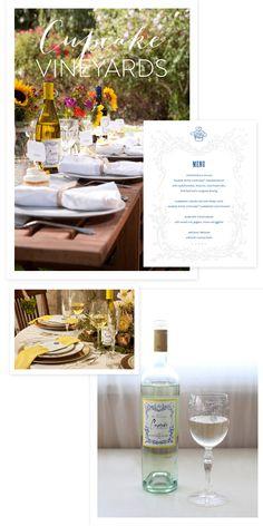 Cupcake Vineyards / Wedding Venue / flowers and decor #CupcakeDreamWedding