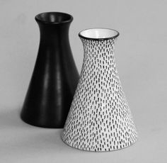 Jessie Tait vases for Midwinter   Flickr - Photo Sharing!