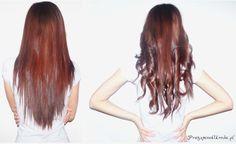 ricin oil on the hair = <3 <3