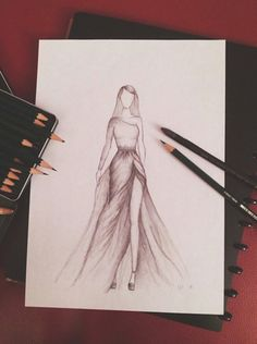 drawing, draw, and dress image