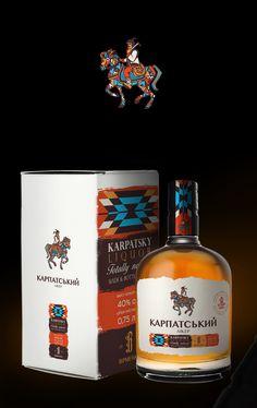 Packaging for liquor