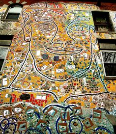 isaiah zagar mosaic south philadelphia