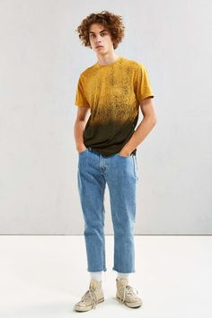 UO Splatter Tee - Urban Outfitters
