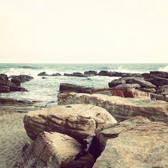 Port Edward rocks