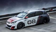 Peugeot 308 Racing Cup.