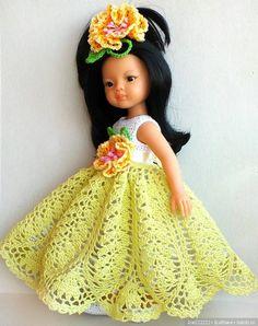 Чудесный наряд для любимой куколки / Одежда для кукол / Шопик. Продать купить куклу / Бэйбики. Куклы фото. Одежда для кукол