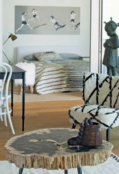 Elle Decoration Trends Issues - Curation of Interesting Pieces that Create a Sory