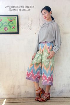b3479e65eae9 Batik Amarillis made in Indonesia