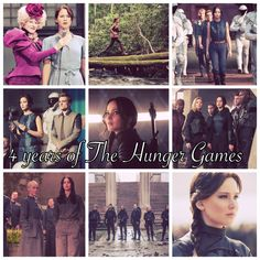 Today marks the day of 4 years of The Hunger Games!!! Can't believe 4 years ago this all started! Extremely grateful to be part of such an incredible fandom. And will always be a fan~ ❤️